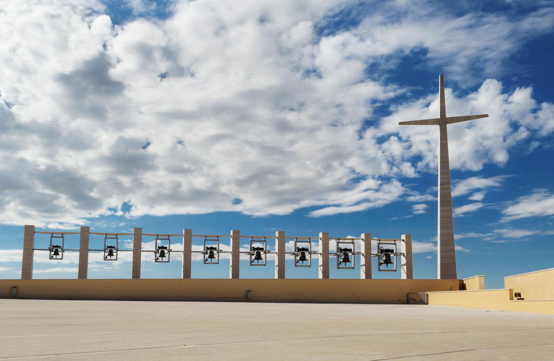 San Giovanni Rotondo Kirche Glocken iStock542082296 web