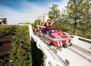 Europapark - Schweizer Bobbahn